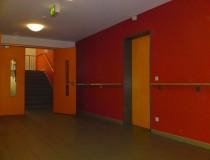 Eingangsbereich Treppenhaus